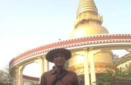 Darjeeling Stupa