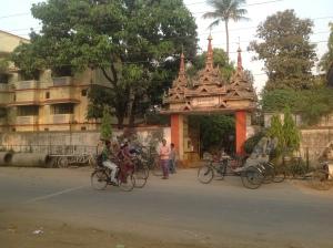 Myanmar Vihara, Bodhgaya