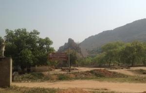 Peaceful meditation centre