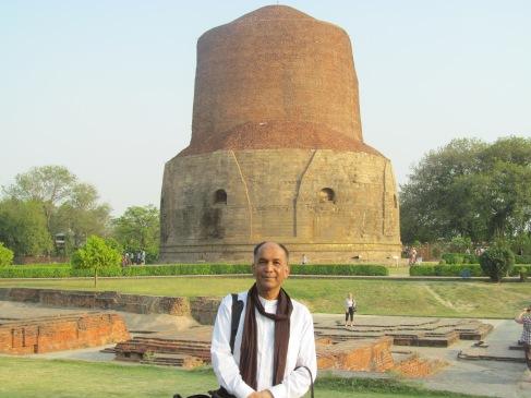 Mahadamika stupa, Sarnath