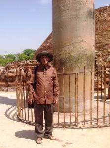 Asoka Pillar