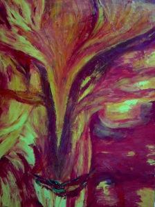 45X60 cm Oil on canvas