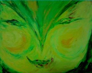 45X30 cm Oil on canvas
