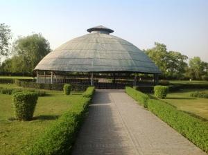 Relic Stupa