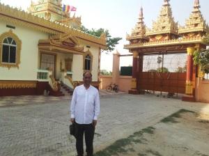 Vaishali Monastery